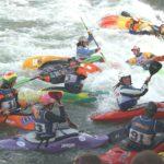 Kategorie 3, Veranstaltung des  Plattlinger Rodeo Wildwasser Verein, Foto Dieter Weber,Plattling,